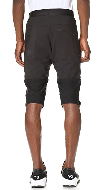 Y-3 Sport 3L Windproof Shorts