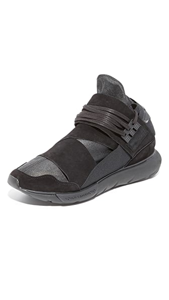 Y-3 Y-3 Qasa High Top Sneakers