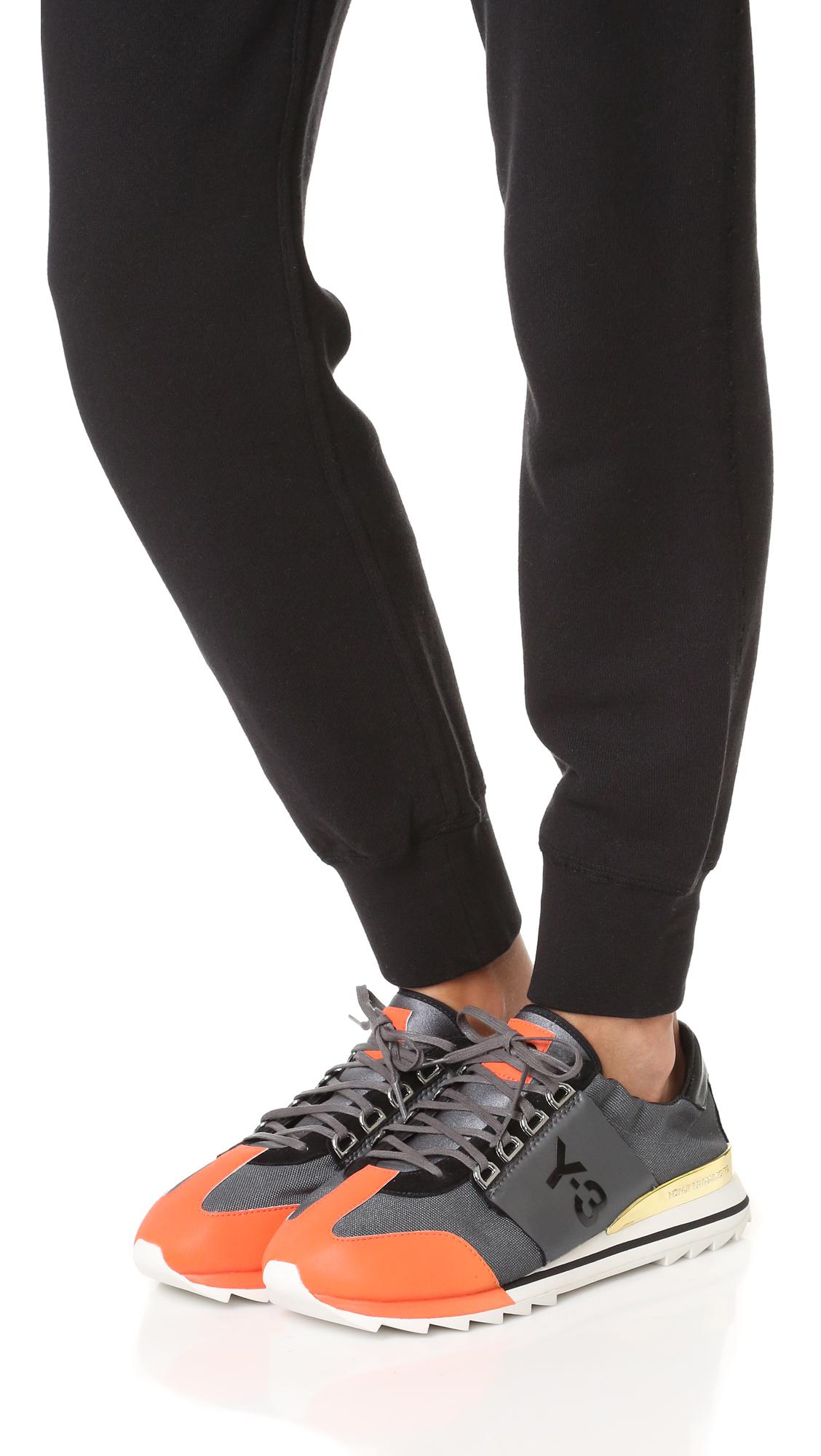 45935674c74f0 Y-3 Y-3 Rhita Sport Sneakers