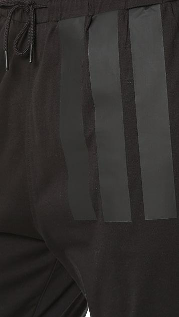 Y-3 Y-3 Stripes Sweat Pants