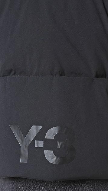 Y-3 Y-3 Matte Down Vest