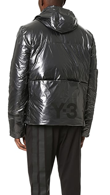 Y-3 Y-3 Nylon Down Jacket