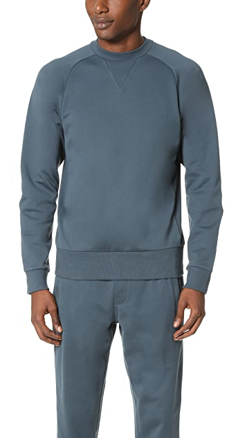 Y-3 Y-3 Classic Crew Neck Sweatshirt
