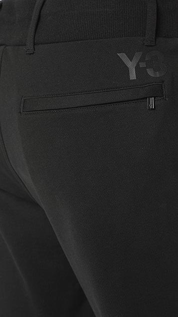 Y-3 Y-3 Classic Fleece Pants