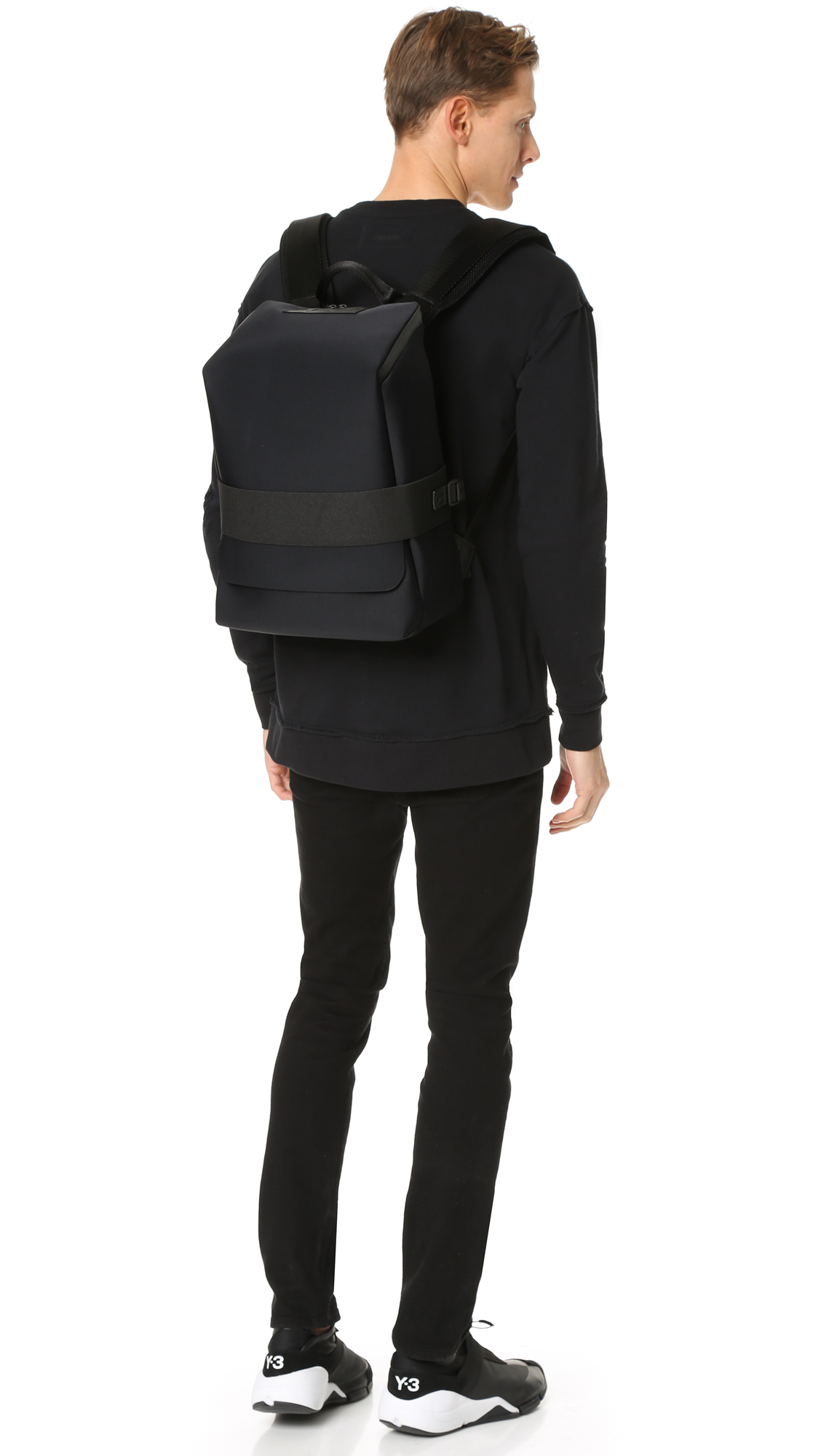 6100ddca5723 Y-3 Small Qasa Backpack