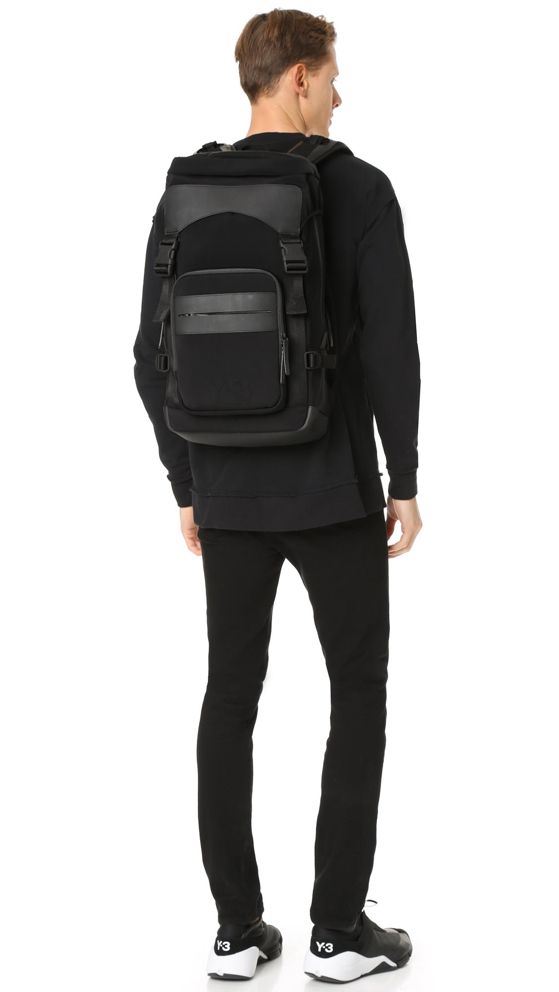 Y-3 Ultratech Backpack  2f6c85433b21b