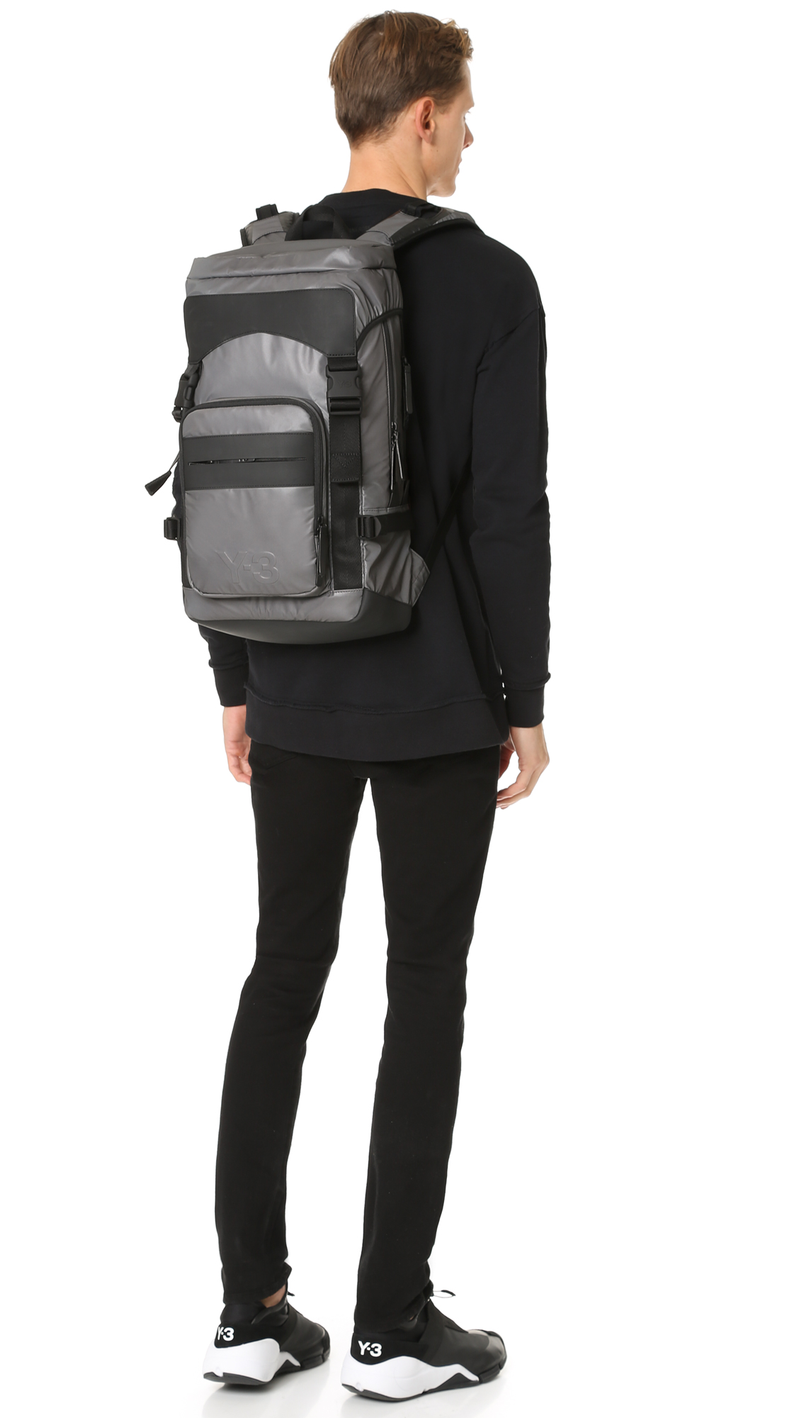 f476069d4d Y-3 Ultratech Backpack