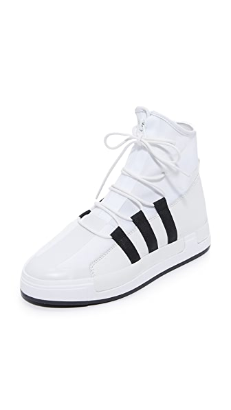 Y-3 Y-3 Atta Sneakers - White/Crystal White