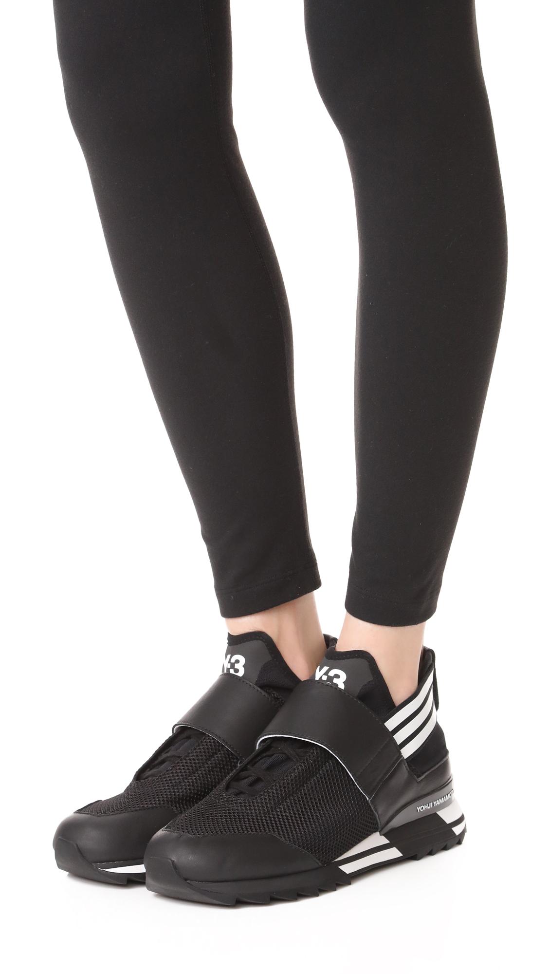 f833f14805d8 Y-3 Y-3 Atira Sneakers