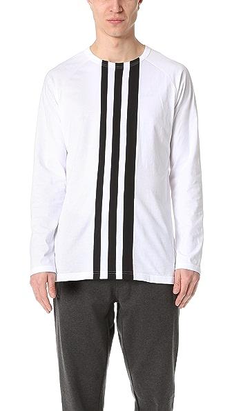 Y-3 3 Stripe Pullover