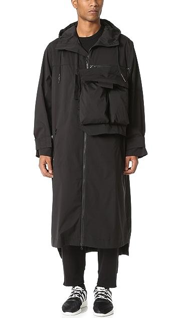 Y-3 Minimalist Coat