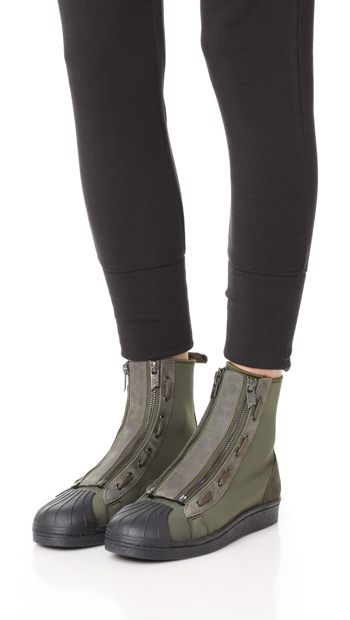 07277de027f45 Y-3 Y-3 Pro Zip Sneakers