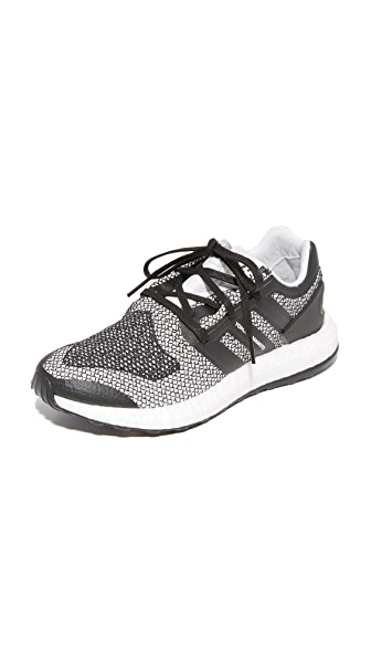Y-3 Y-3 Pureboost Sneakers - White/Black