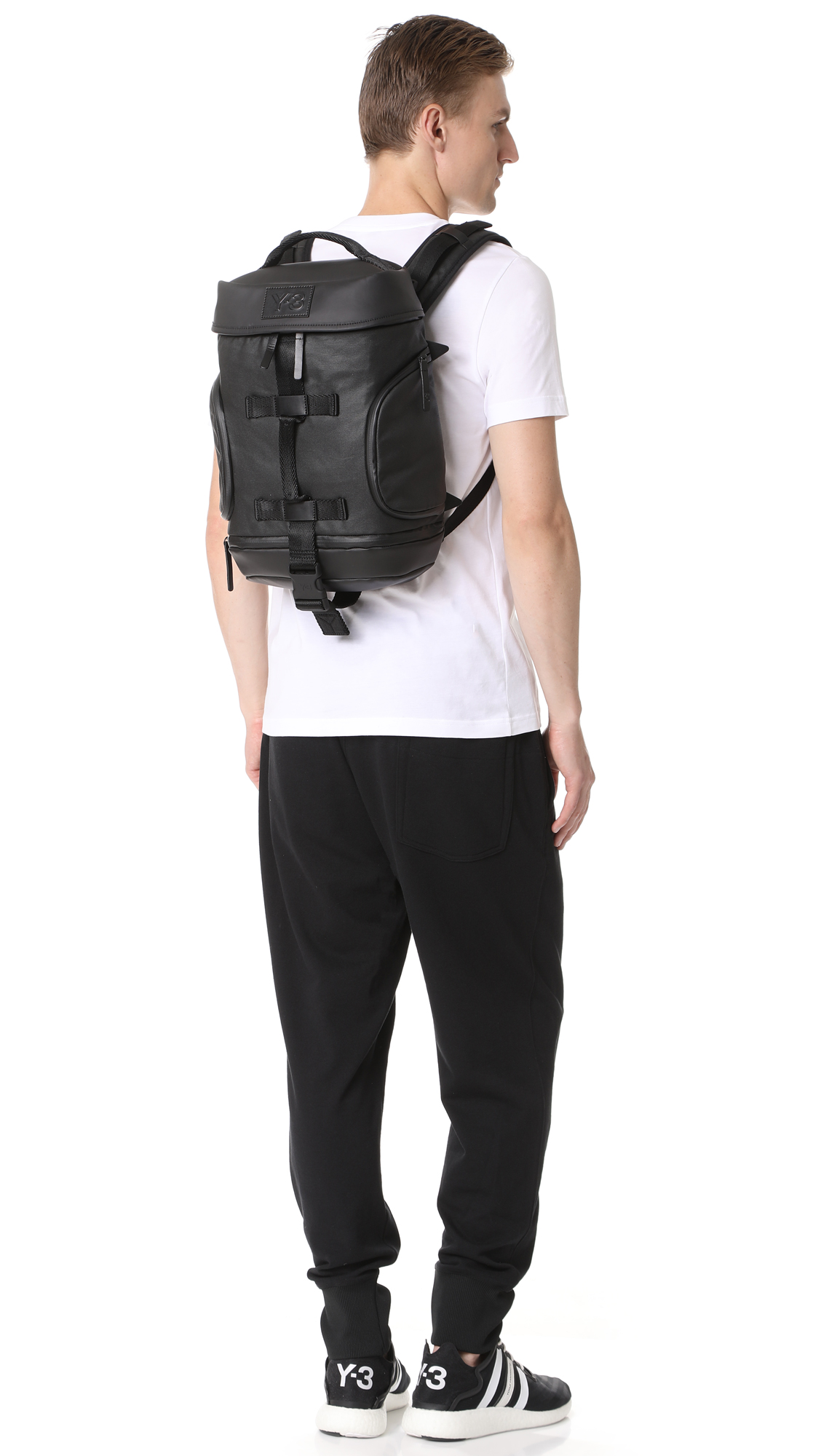 f2eb33e4ce Y-3 Small Icon Backpack