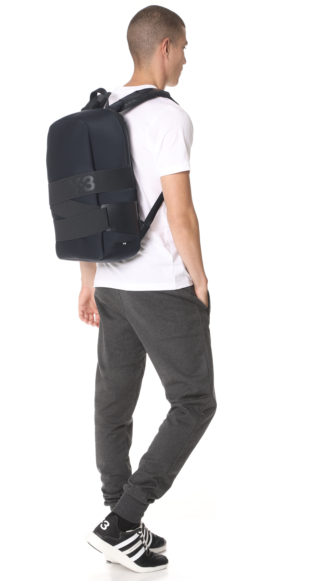 Y-3 Qrush Backpack  ad7f86421ab0c