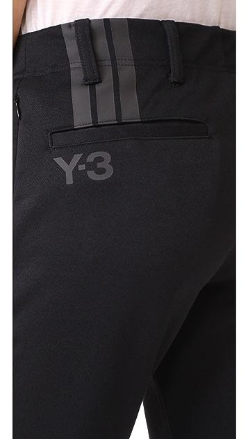 Y-3 Y-3 Stripes Track Pants