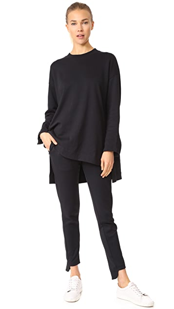 Y-3 Y-3 Bold 3 Stripes Sweatshirt