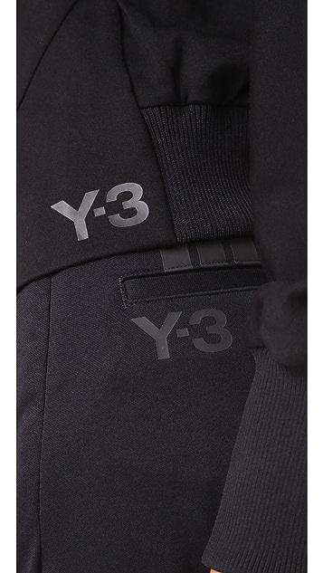 Y-3 Y-3 Lux Track Hoodie