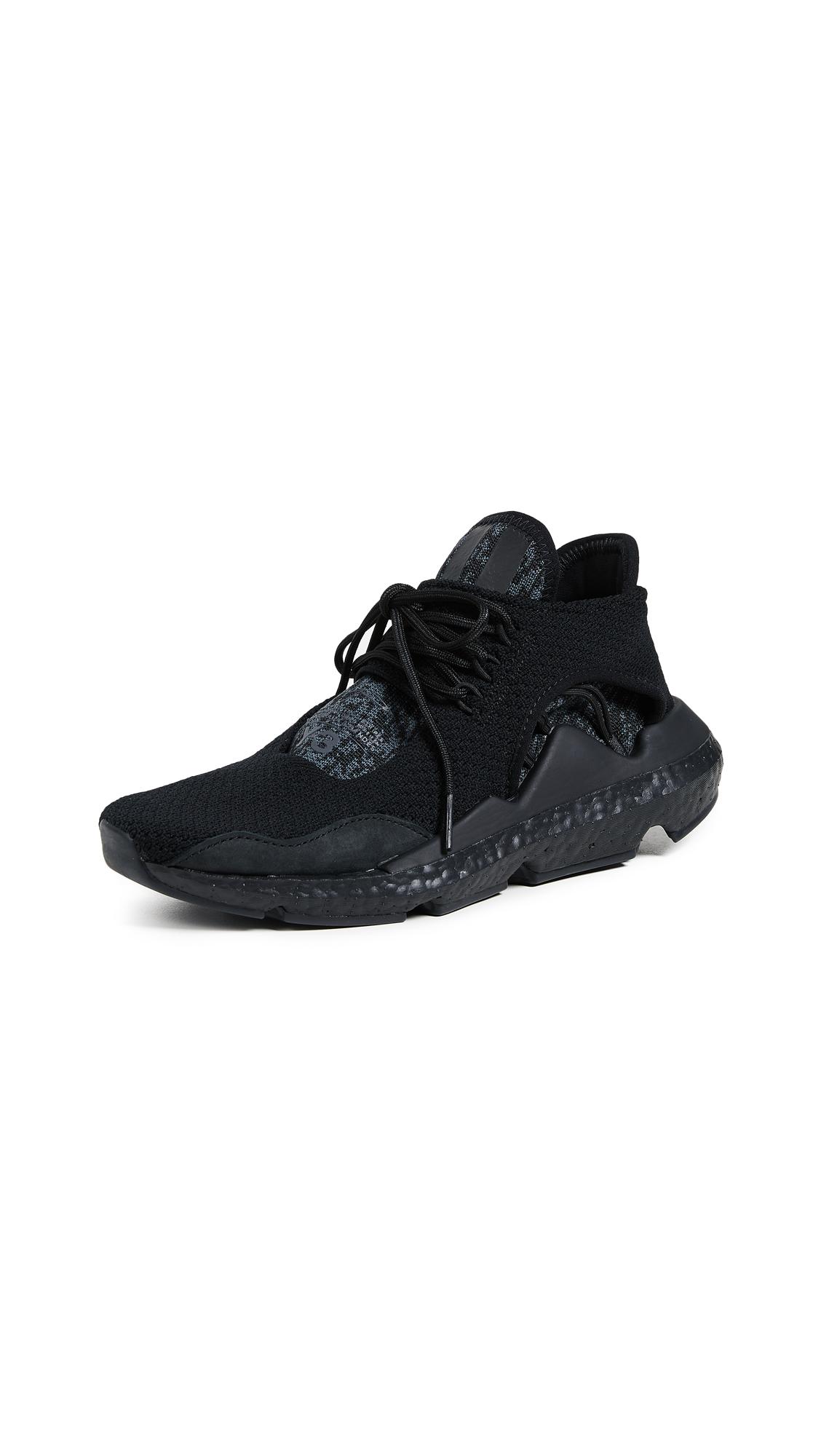Y-3 Y-3 Saikou Sneakers - Core Black/Core Black/Black