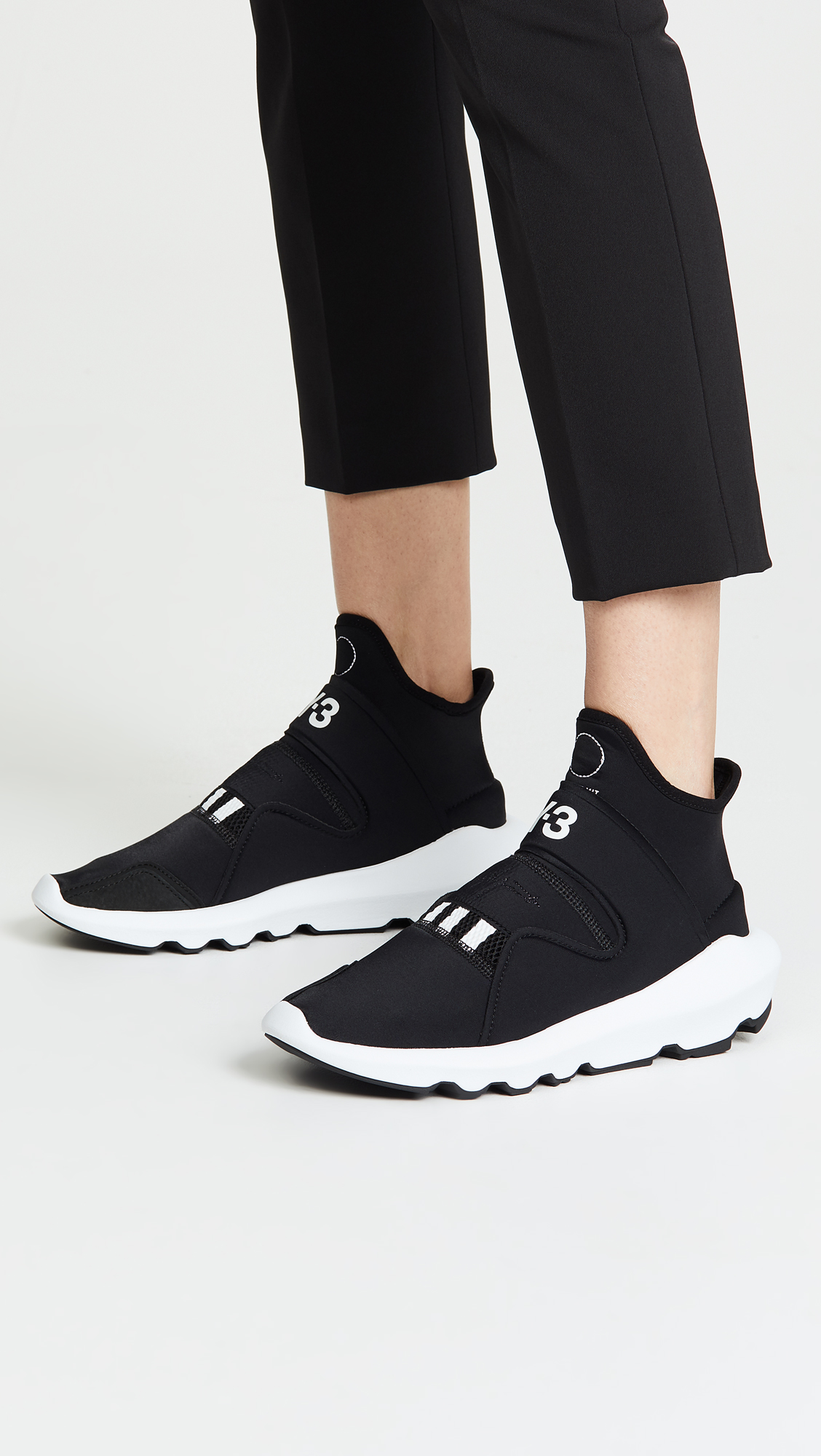 11d2f6345794a Y-3 Suberou Sneakers