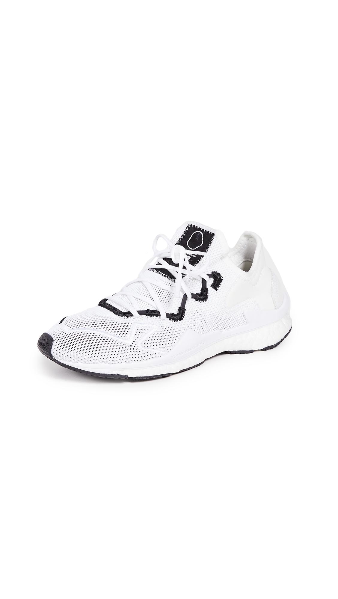 Y-3 Y-3 Adizero Runner Sneakers - White/Black