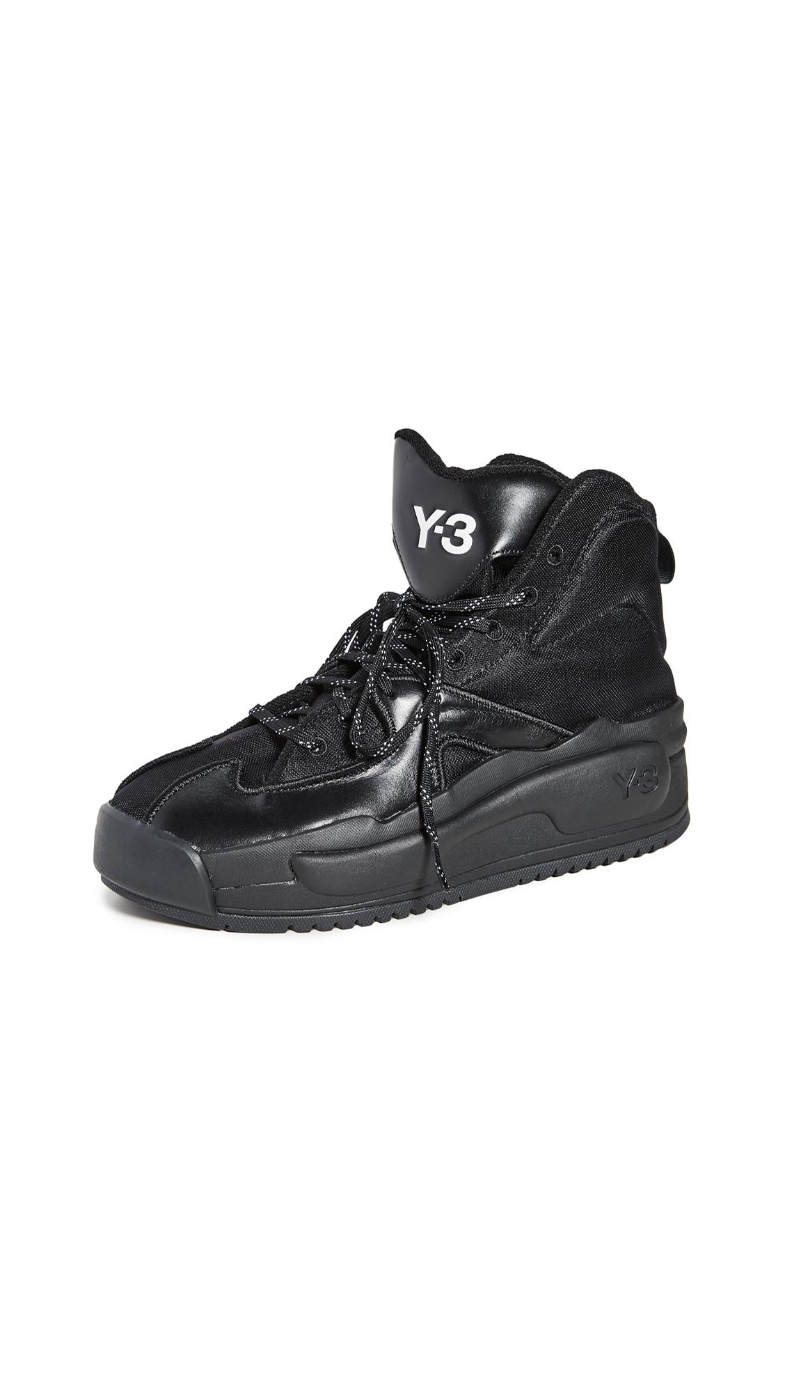Buy Y-3 online - photo of Y-3 Hokori Sneakers