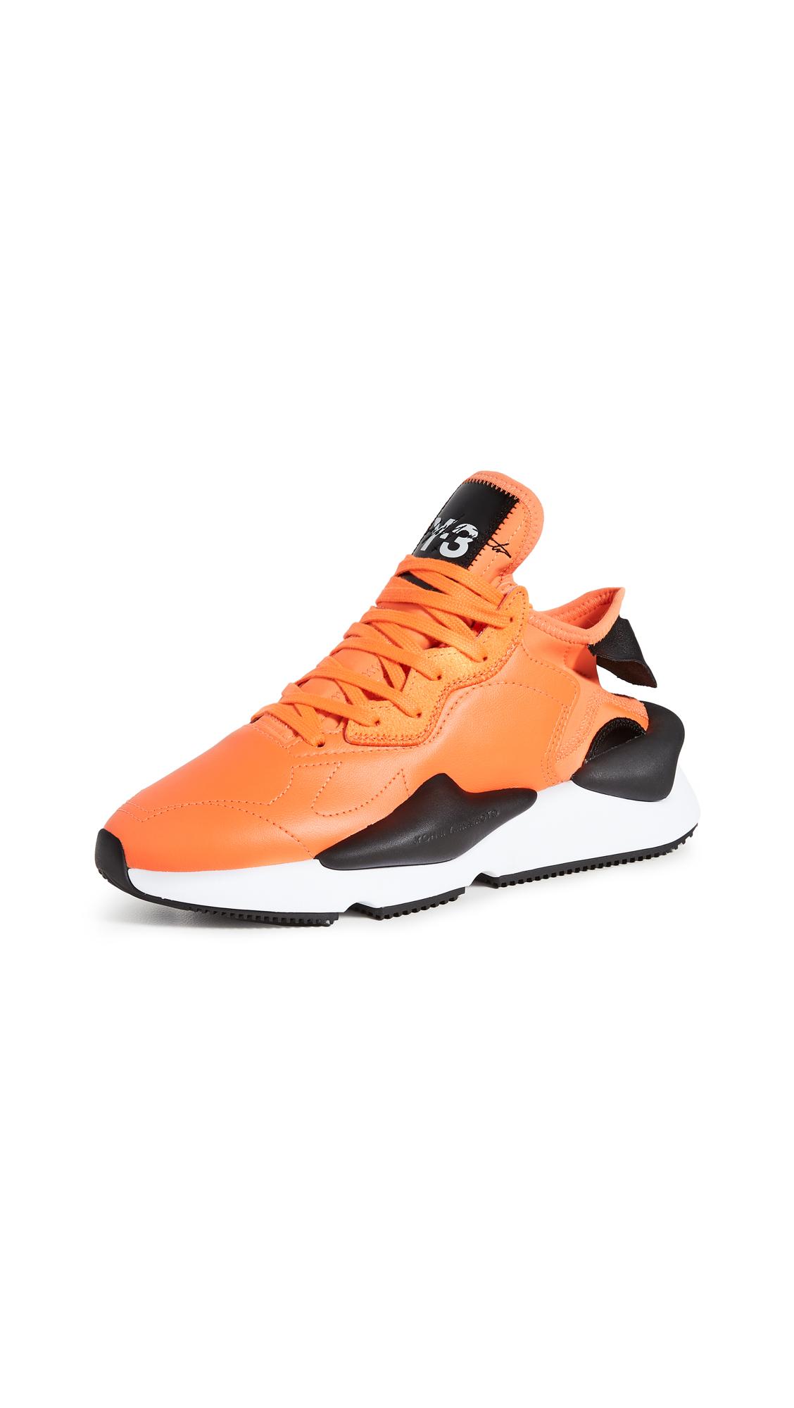 Y-3 Y-3 Kaiwa Sneakers – 50% Off Sale