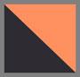 Black/Solar Orange