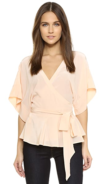 Yumi Kim That's a Wrap Top