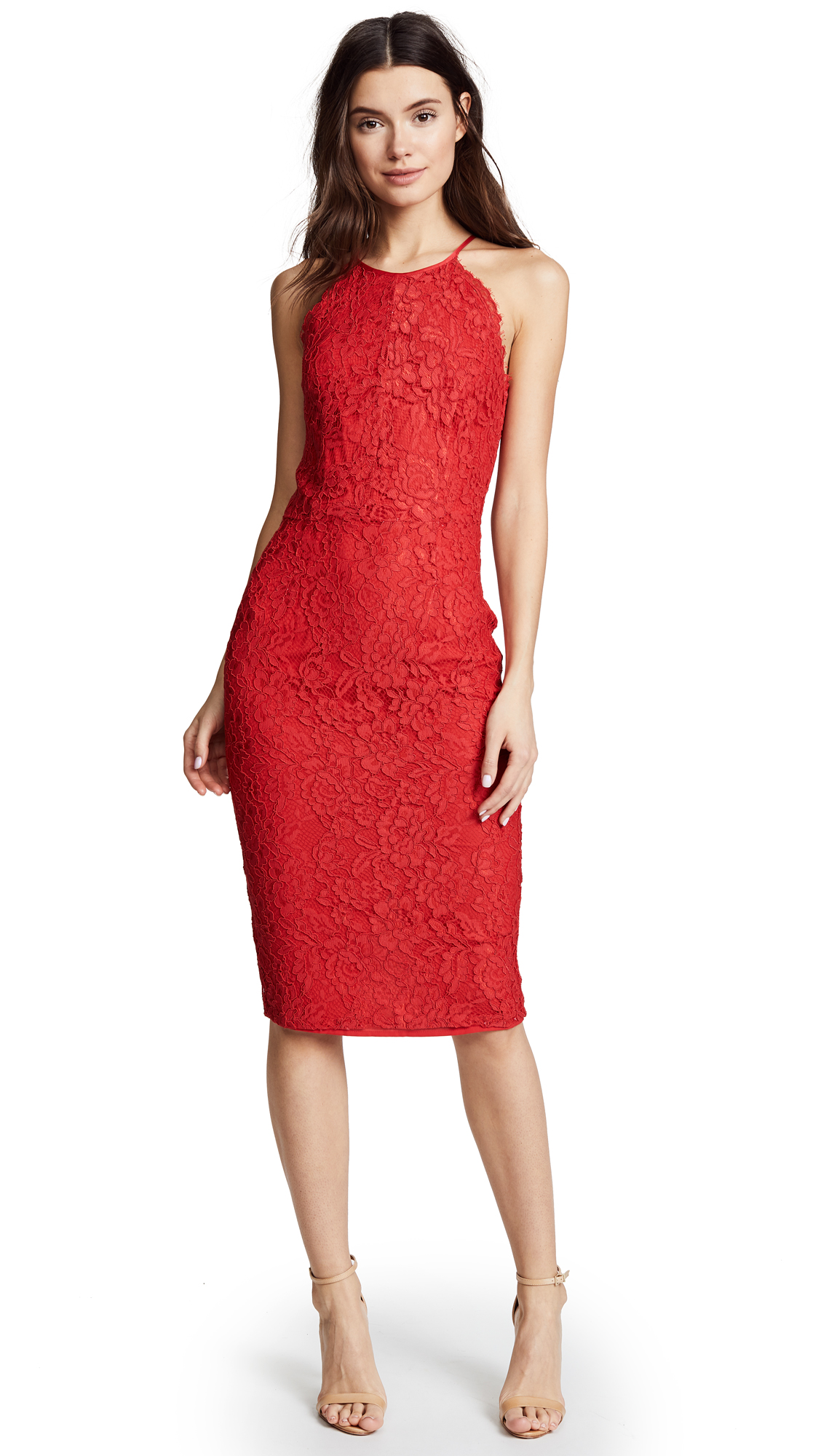 Yumi Kim Save the Date Dress - Red