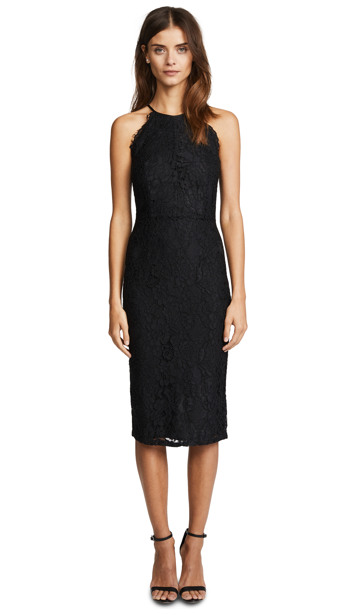 Yumi Kim Save the Date Dress - Black
