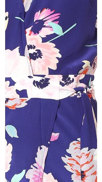 Yumi Kim Caught in the Midi Dress