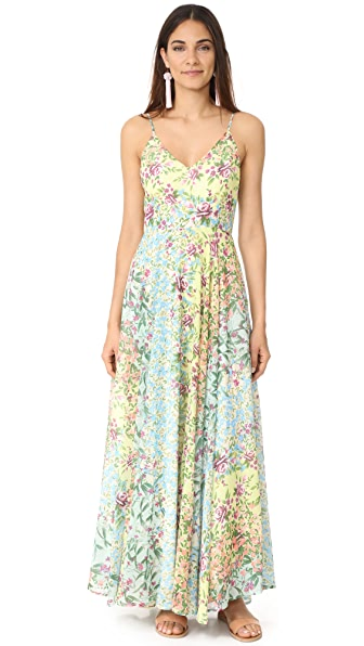Yumi Kim Peace & Love Maxi Dress - Fleur Melody