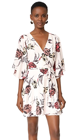 Yumi Kim Feel the Breeze Wrap Dress