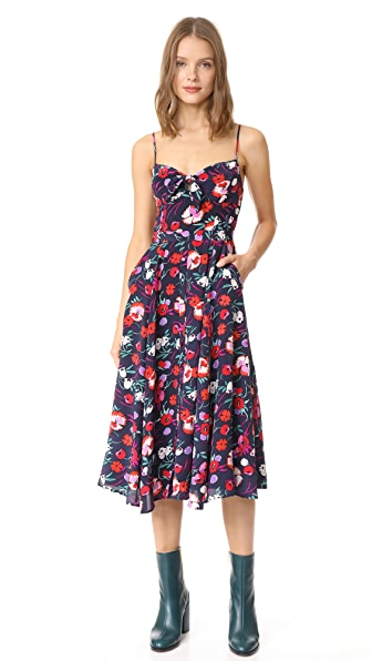 Yumi Kim Pretty Woman Midi Dress