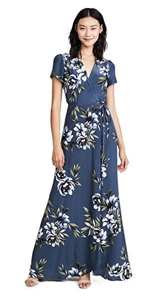 Yumi Kim Spring Street Maxi Dress In Whimsical Play