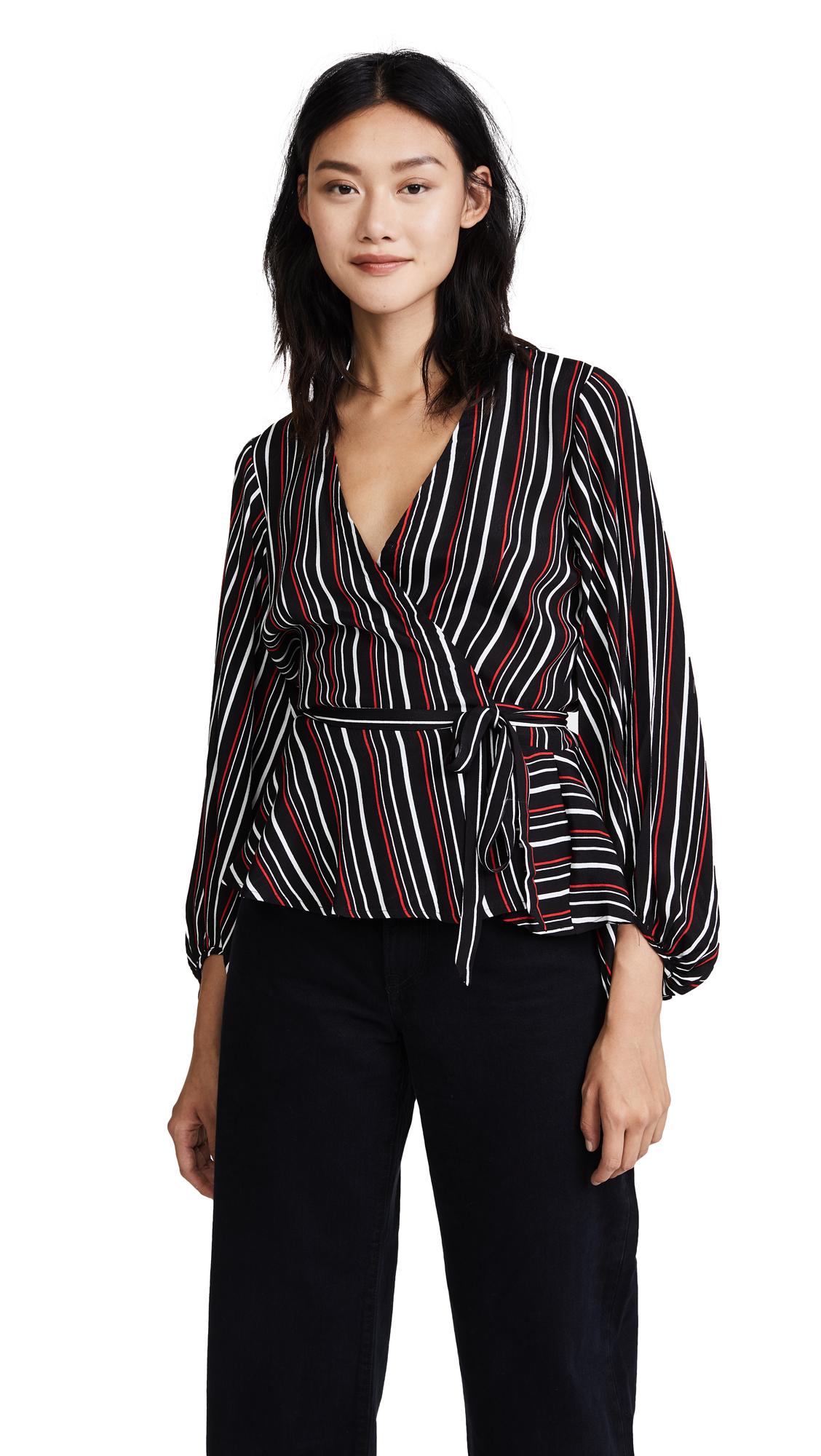 Yumi Kim Posh Life Top - Stunner Stripe