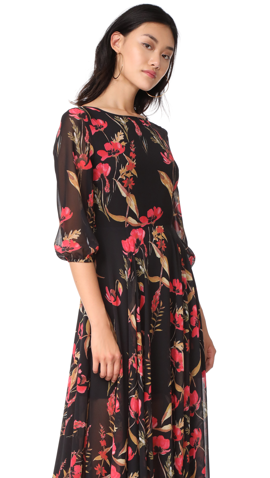 8cb08eae253 Yumi Kim Woodstock Maxi Dress