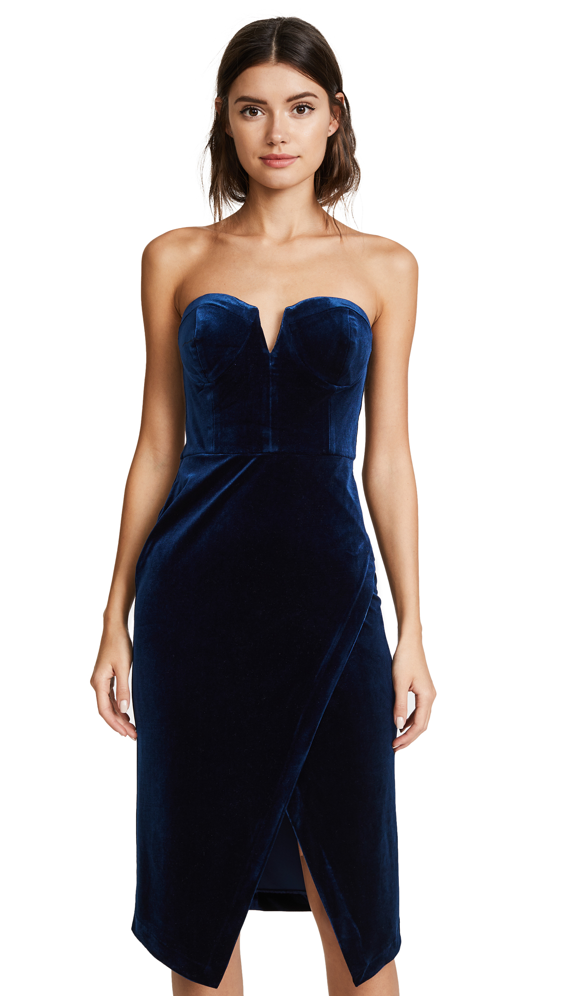 Yumi Kim Velour Allure Dress - 50% Off Sale