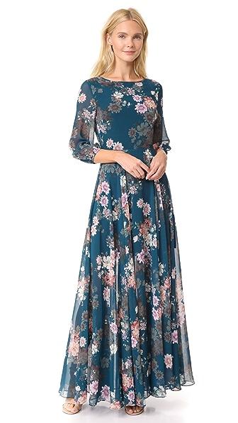 Yumi Kim Woodstock Maxi Dress In Amazing Grace Ink