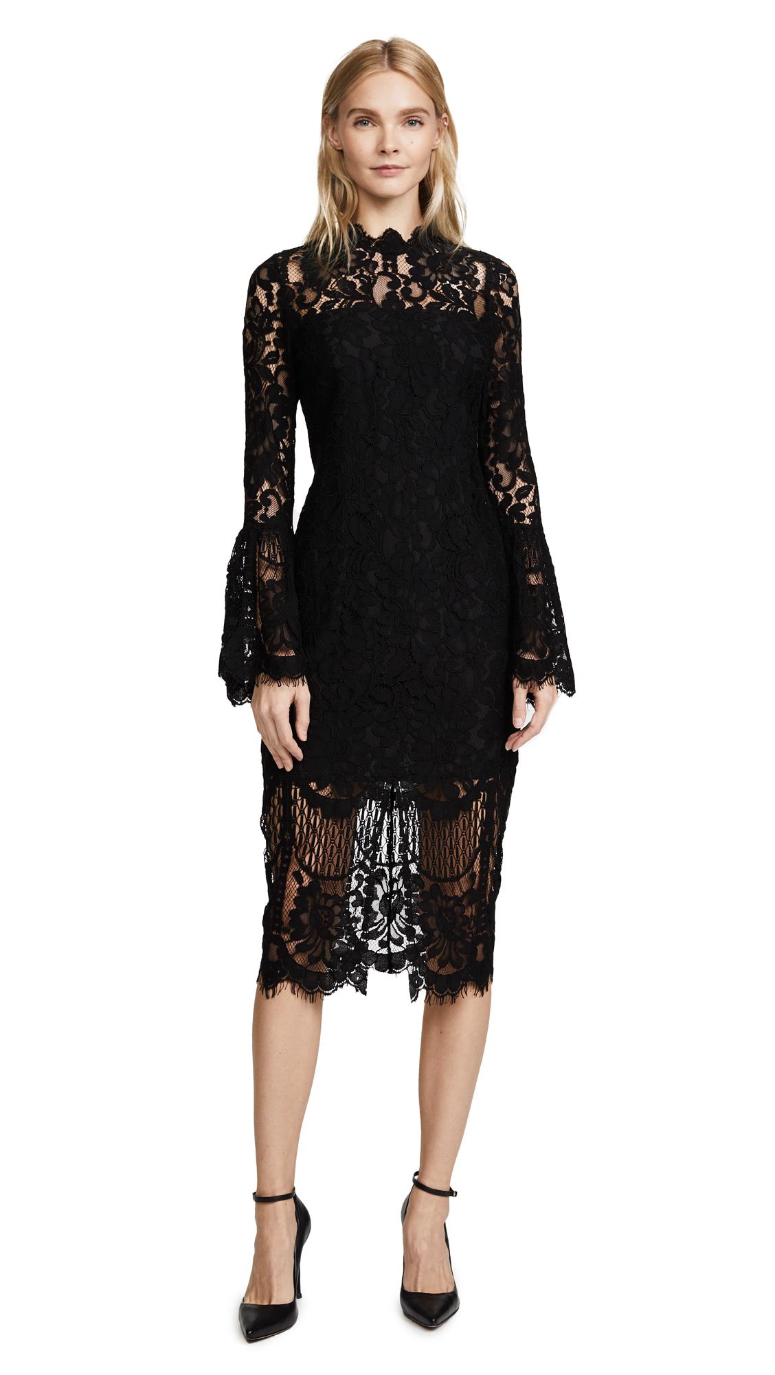 Yumi Kim Poetic Dress - Black