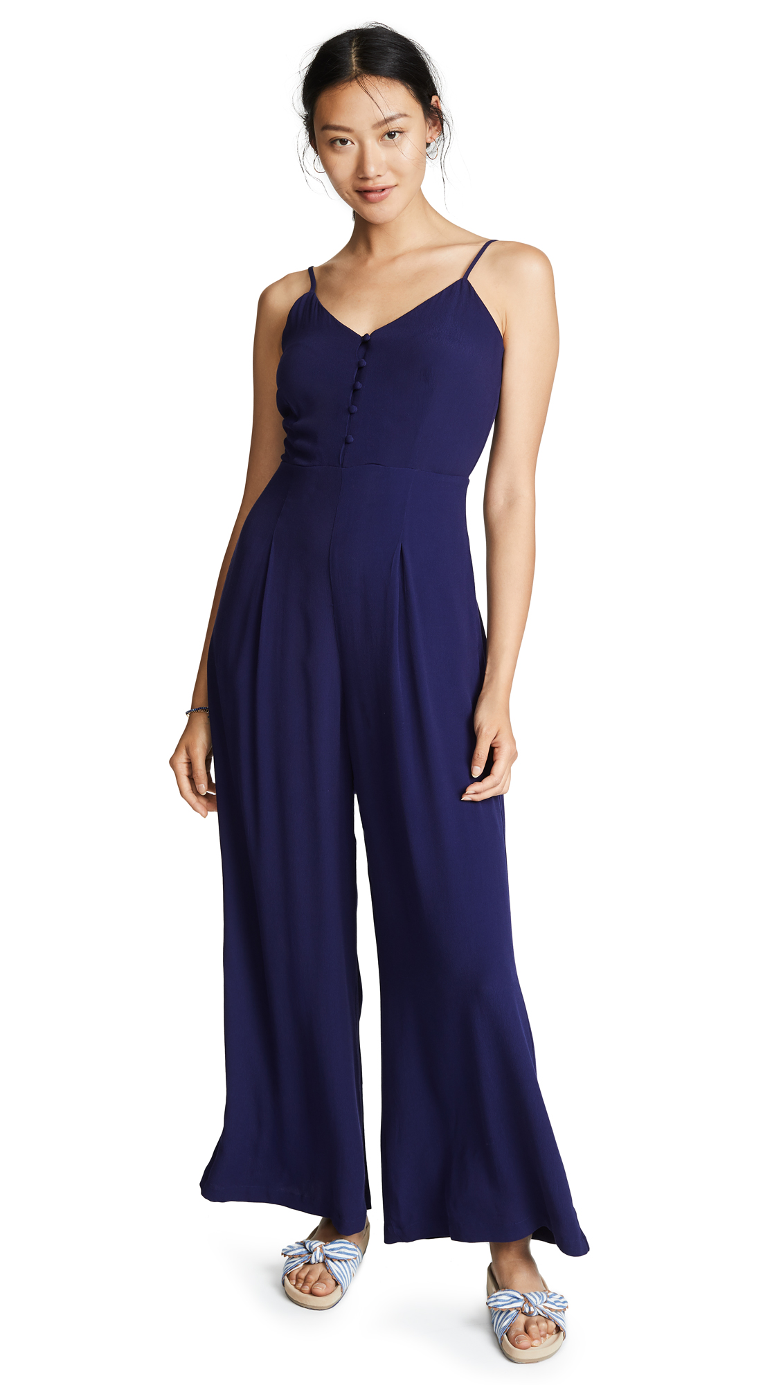 Yumi Kim Brooklyn Nights Jumpsuit