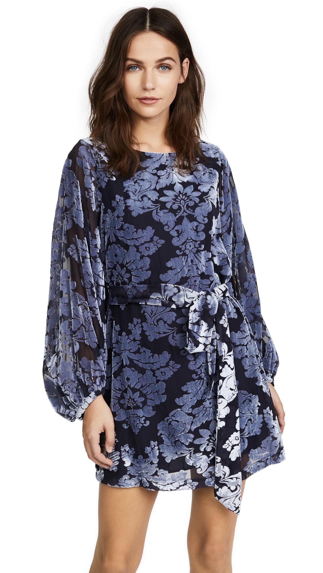 Yumi Kim Bellflower Dress - Lapis