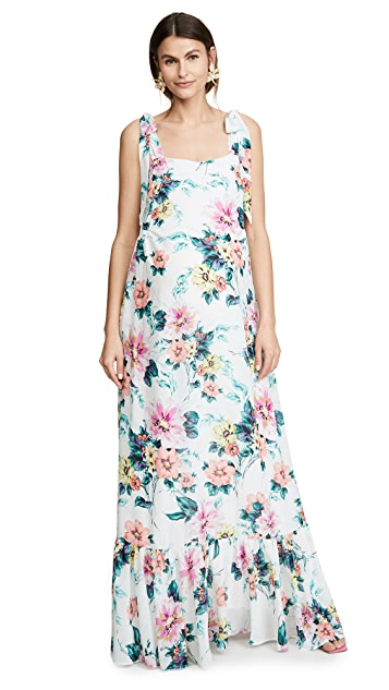 Yumi Kim Maternity Maxi Dress