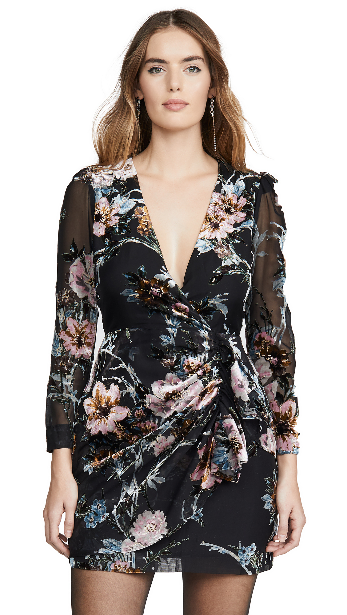 Yumi Kim Wild Bloom Dress - 70% Off Sale