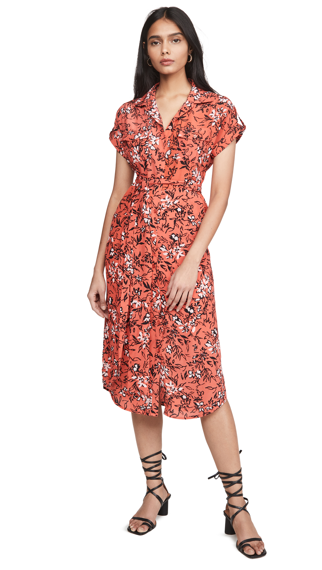 Yumi Kim Signature Shirtdress - 30% Off Sale