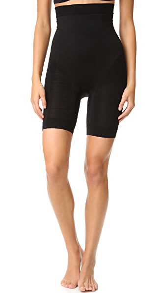 Yummie Kara High Waist Shorts