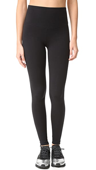 Milan Leggings - Black