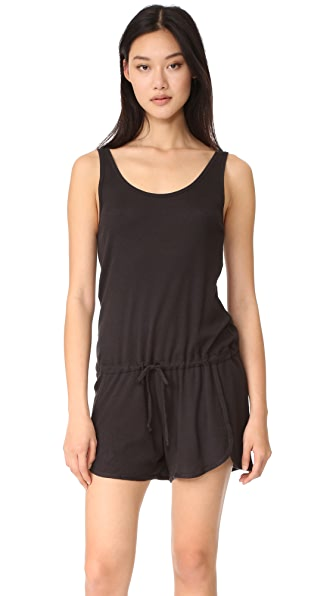 Yummie by Heather Thomson Thermal Romper