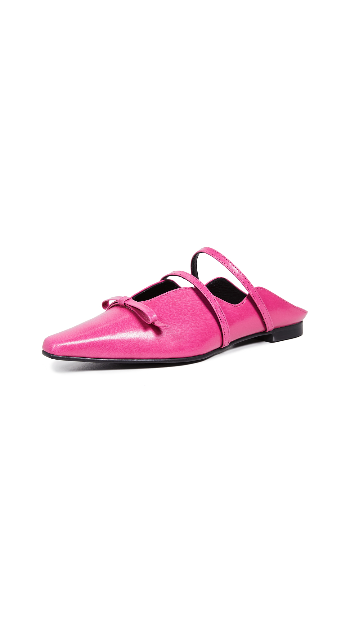 Yuul Yie Abel Flats - Hot Pink
